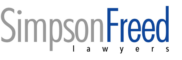 Simpson Freed Lawyers Logo